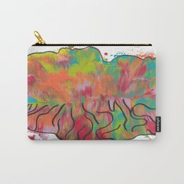 Brain Scan Carry-All Pouch