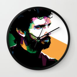 Pop Art - The Lucas Wall Clock