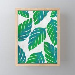 Paradiso Framed Mini Art Print