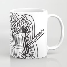 Temiminaloyan art from The Path  Mictlan Coffee Mug