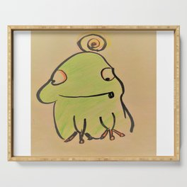 Happy Frog-2 Serving Tray