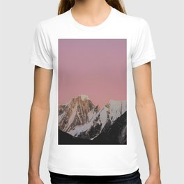 Sunset Peak T-shirt