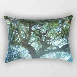 Ramona Oak Tree Rectangular Pillow