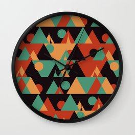 The sun phase Wall Clock