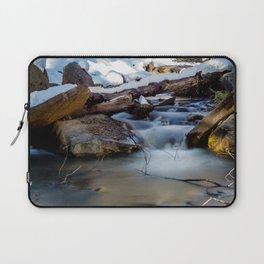 Winter Flow Laptop Sleeve