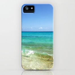 Maho Bay, Sint Maarten iPhone Case