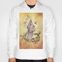 religious Hoodies featuring Jesus Christ and Religious Symbols by Sonya ann