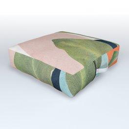 Nature Geometry VII Outdoor Floor Cushion