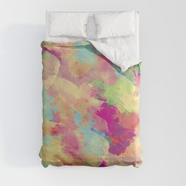 Abstract 40 Comforters