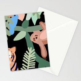 Jungle theme Stationery Cards