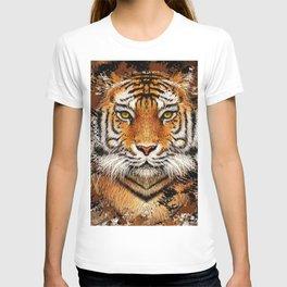 Tiger Profile T-shirt
