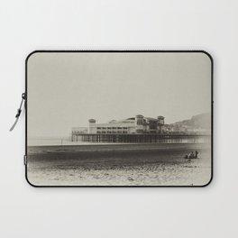 Weston-Super-Mare Beach Laptop Sleeve