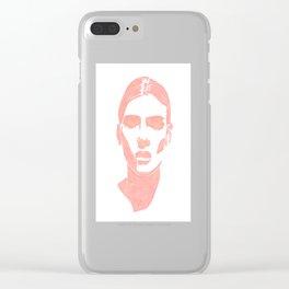 Cut Throat Inc. Clear iPhone Case