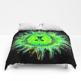 Brain storm Comforters