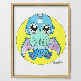 Megaman Cute-thulu Serving Tray