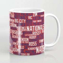 NAT CITY (Red) Coffee Mug