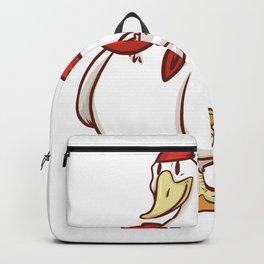 superhero goose Backpack
