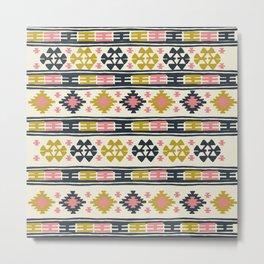 Alamosa 3 Metal Print