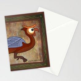 basilisc eye Stationery Cards