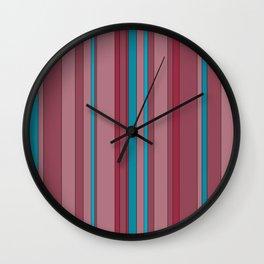 Color's Waterfalls_Rosa Antico Wall Clock