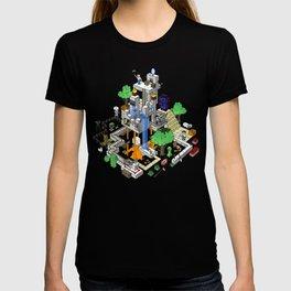 Mine City T-shirt