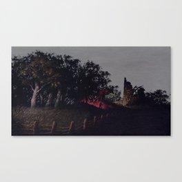 Night Digger Canvas Print