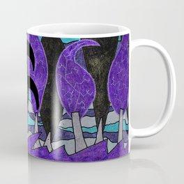 Le sapin et la foret Coffee Mug