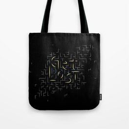 (Don't) Get Lost Tote Bag