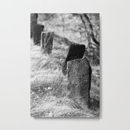 The old way Metal Print
