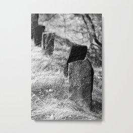 The old way Metal Print