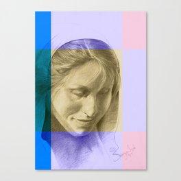 Margriet 08 Canvas Print