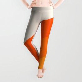 Sunrise Rainbow - Left Side Leggings