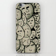 People Vs. Urban Living iPhone & iPod Skin