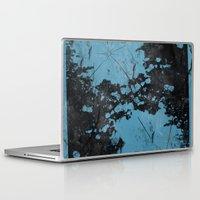 grunge Laptop & iPad Skins featuring grunge by Necla Karahalil