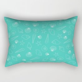 Sea shells Rectangular Pillow