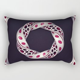 Pattern - Mobious Rectangular Pillow