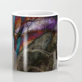 Funky Woods - JUSTART © Coffee Mug