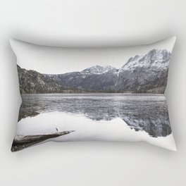 Silver Lake Rectangular Pillow