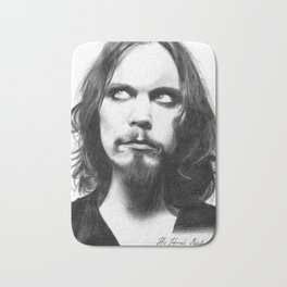This is not Jesus but actually might be Bath Mat