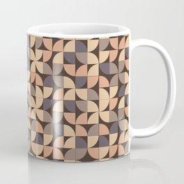 abstract quarters_beach sunset palette Coffee Mug