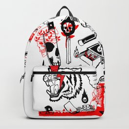 trouble maker Backpack