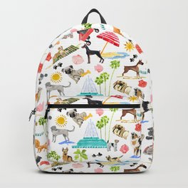Doggie Days Backpack