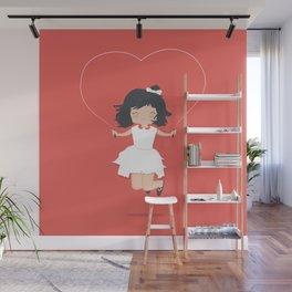 Jump for Joy Wall Mural