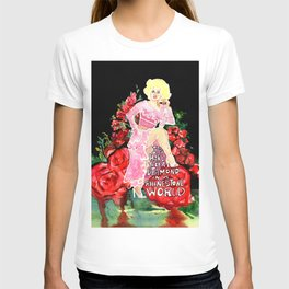 Dolly Parton Diamond T-shirt