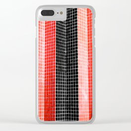 # 213 Clear iPhone Case