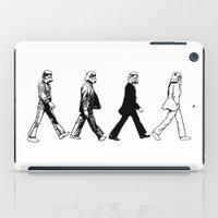 stormtrooper iPad Cases featuring Stormtrooper by kohwasop