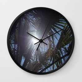 Land of the Sun Wall Clock