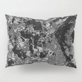 Black & Color Play 2 Pillow Sham