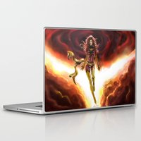 x men Laptop & iPad Skins featuring X-men-Phoenix... by Emiliano Morciano (Ateyo)