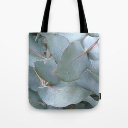 Euc leaves Tote Bag